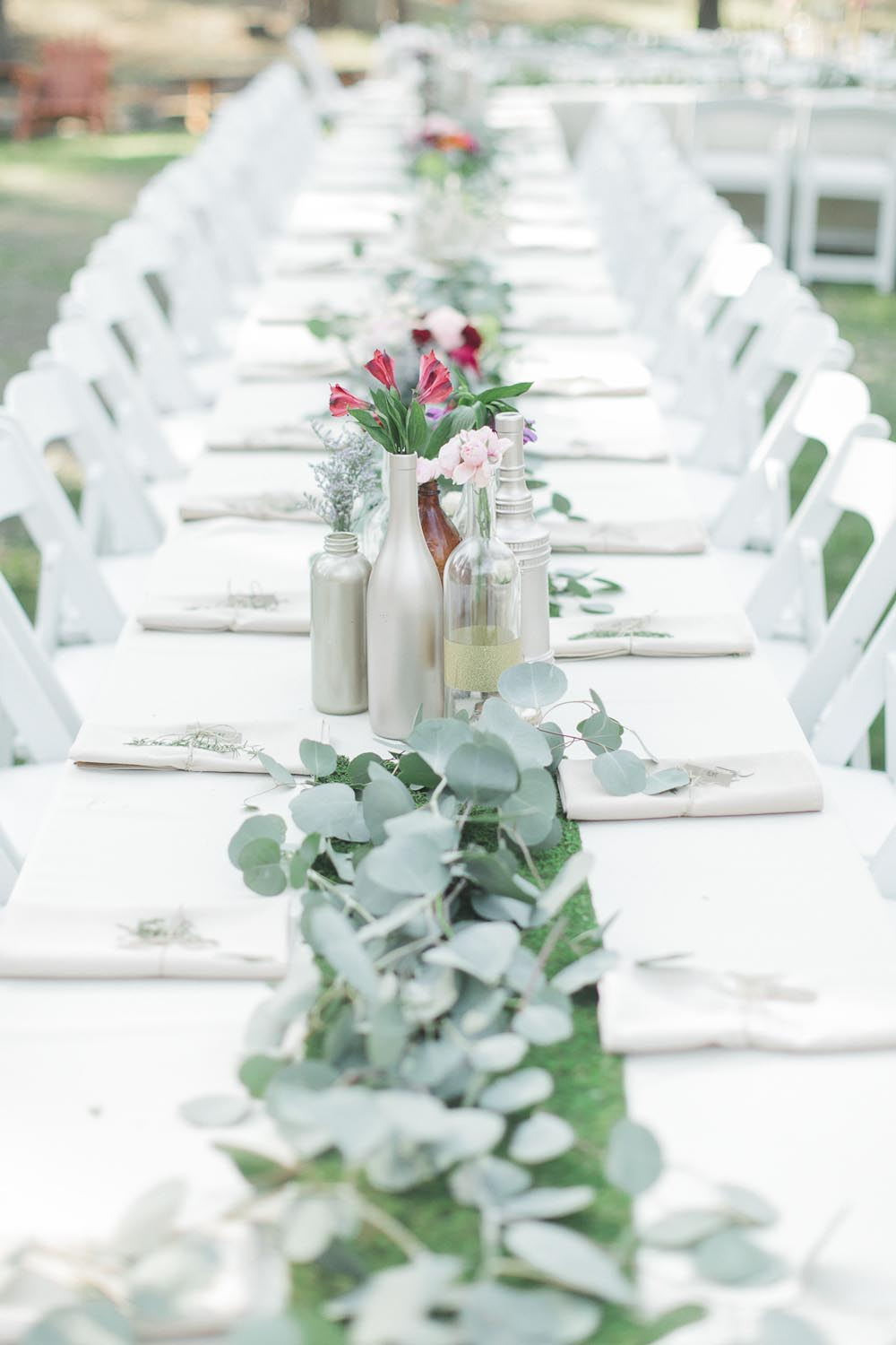 Outdoor Table Setting. Beautiful ... & Table Setting 2 - Red Setter